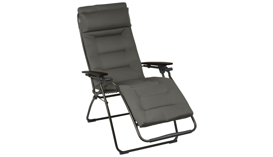 Lafuma Mobilier Futura Camping zitmeubel Air Comfort grijs